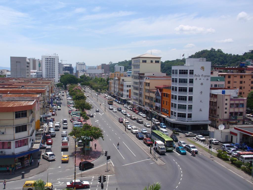 street-view-kota-kinabalu